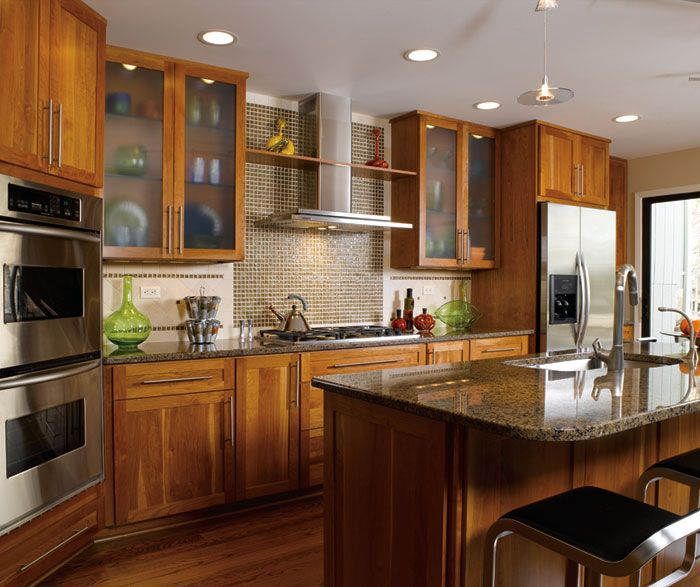 Contemporary Kitchens Cabinets: Decora Contemporary Kitchen Cabinets @ The Corner Cabinet