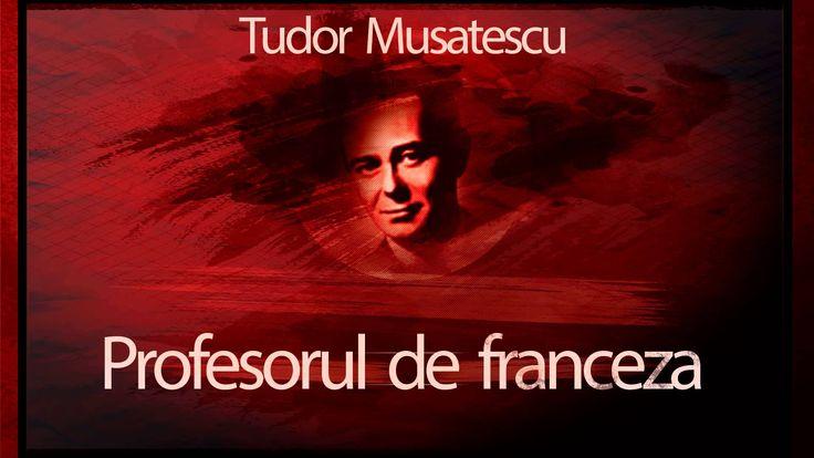 Profesorul de franceza - Tudor Musatescu