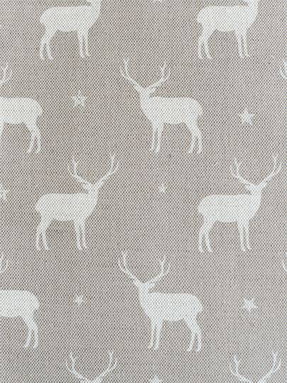 Stag All Star linen fabric