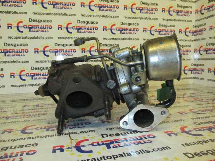 Recuperauto Palafolls le ofrece en stock este Turbocompresor de Nissan Almera Tino (V10M) 2.2 dCi Diesel CAT | 0.00 - ... con referencia 14411BN800. Si necesita alguna información adicional, o quiere contactar con nosotros, visite nuestra web: http://www.recuperautopalafolls.com/ o llame al 93 765 04 01!