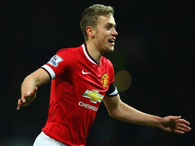 Injured James Wilson returns to Manchester United from Derby County loan spell
