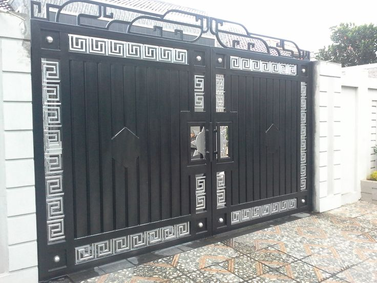 Main Gate Minimalis Clasic