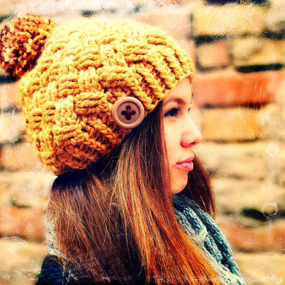 Walda Hat Crochet Pattern by CrocheTrend on Etsy