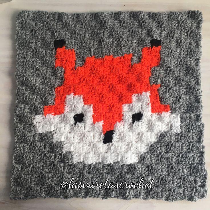 Increíble C2c Patrón De Crochet Manta Viñeta - Ideas de Patrones de ...