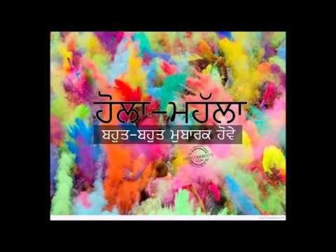 Hola Mohalla Katha bhai vishal singh ji NEW VIDEO  part 2