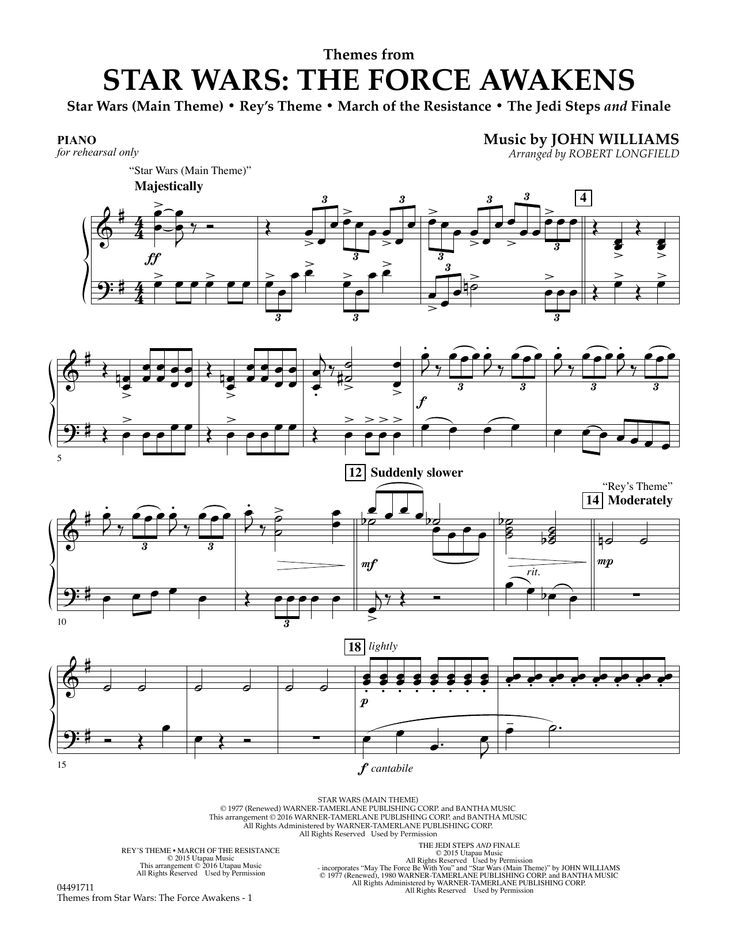 Piano piano sheet music for popular songs : star wars theme song piano sheet music free - Hayit.elcuervoazul.com