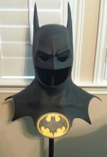Rd 89 Cowl Batman 89 Costume Pinterest Cowls