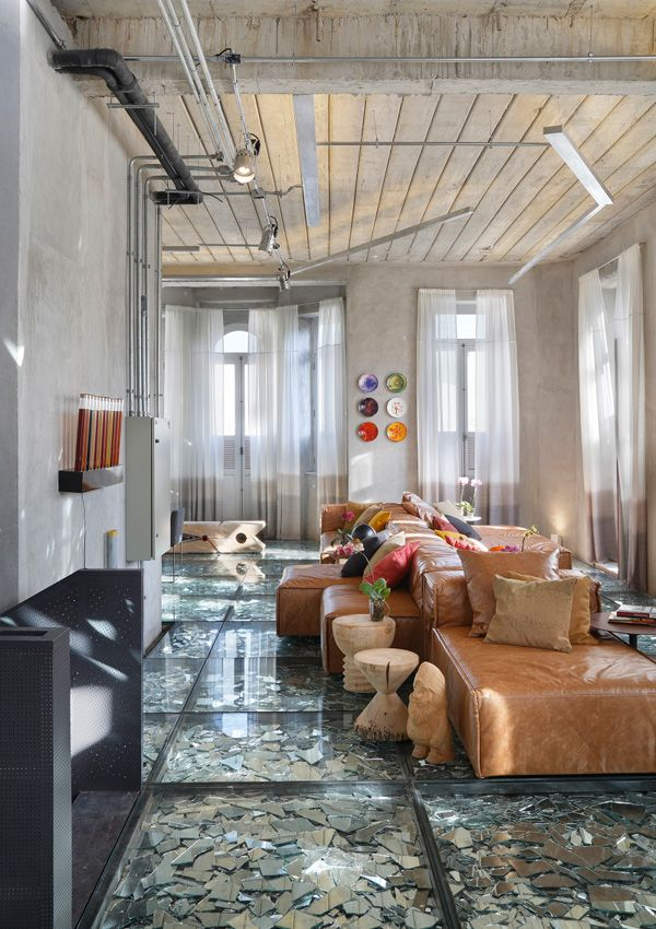 Brazilian architect/designer Gisele Taranto went a little cray cray at this year's Casa Cor des...