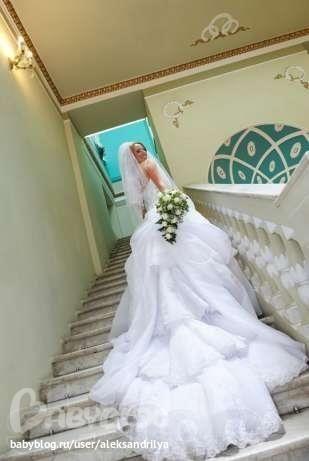 Свадебное платье benjamin roberts 901