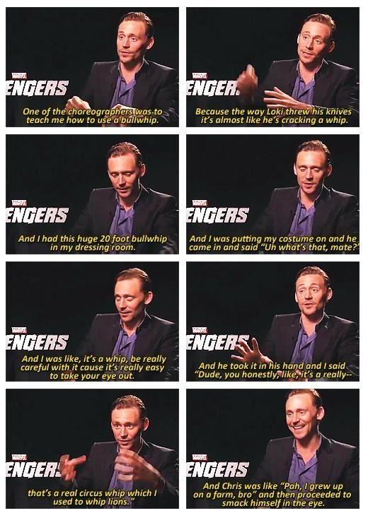 Loki's whip