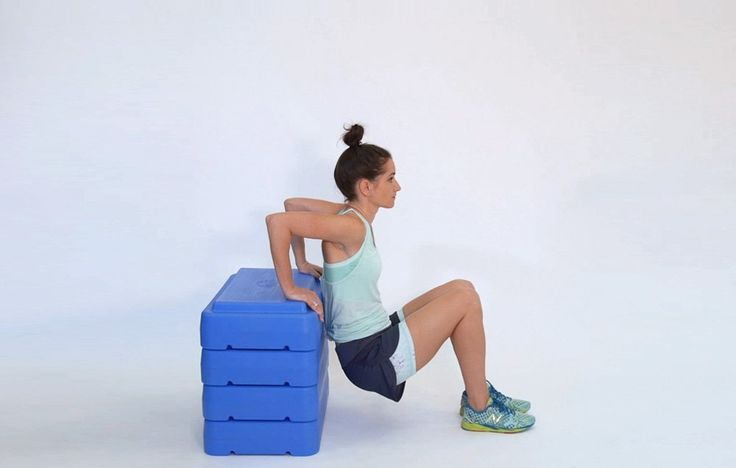 This Is THE Best Move For Working Your Triceps  http://www.womenshealthmag.com/fitness/fitgif-friday-bench-dip