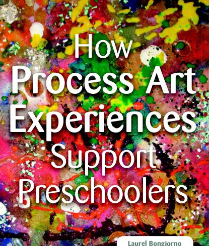 This is a great pdf from NAEYC about the importance of process art. I would use this in planning creative art activities to make sure I'm supporting children's creative expression