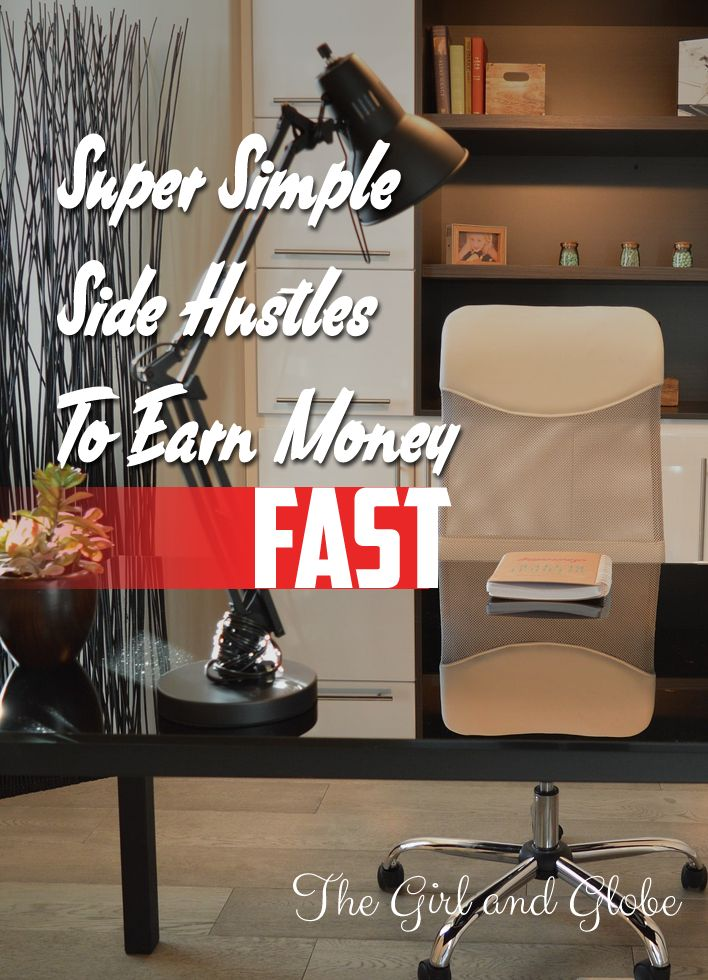 how to make money fast side hustle