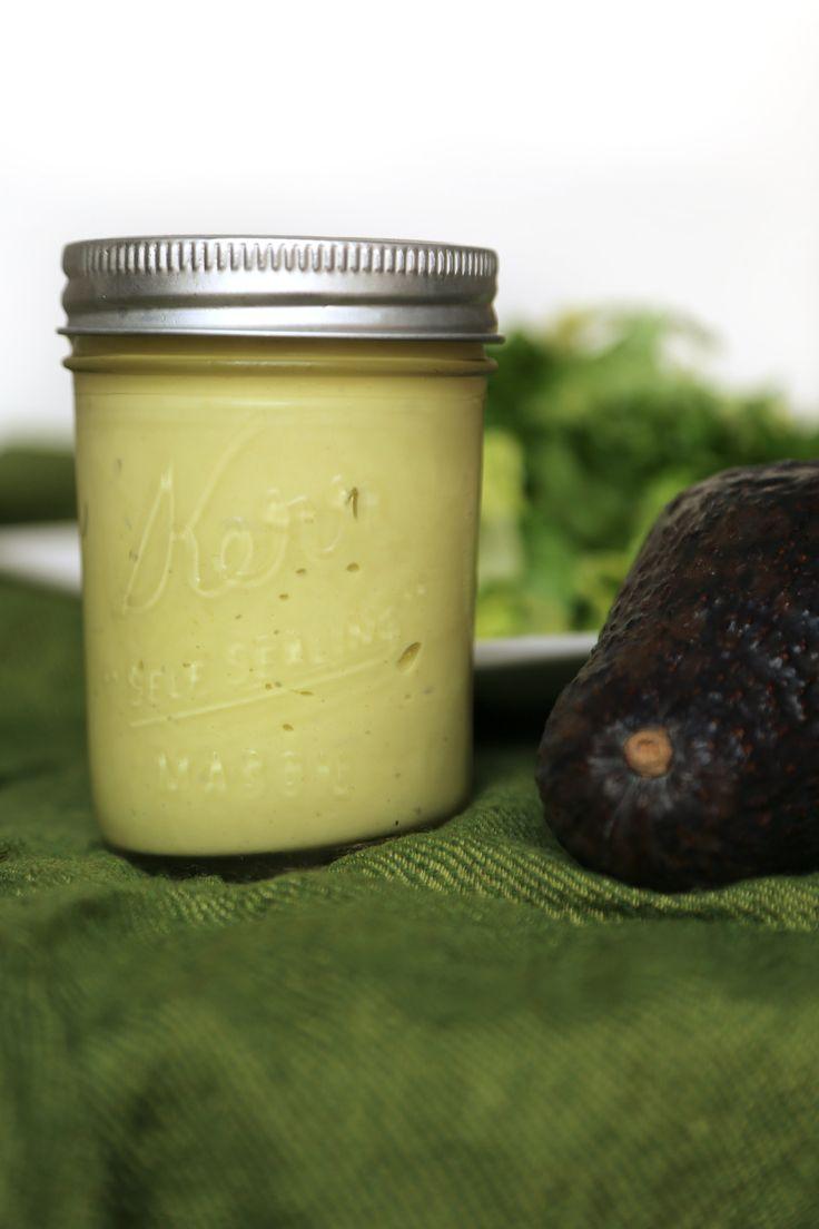 Avocado Dressing Recipe | POPSUGAR Food