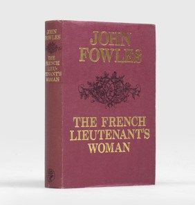 First Edition: 'The French Lieutenant's Woman' by John Fowles