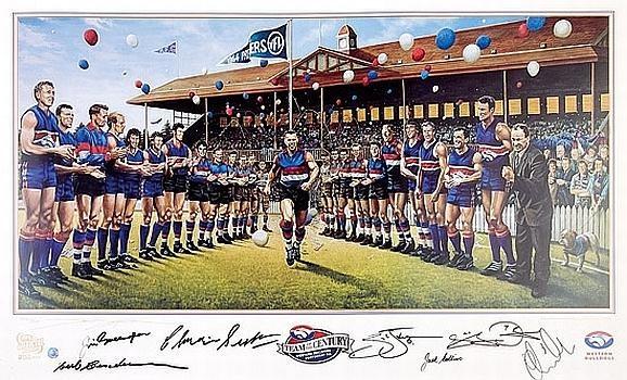 Western Bulldogs/Footscray: 'Team of the century'