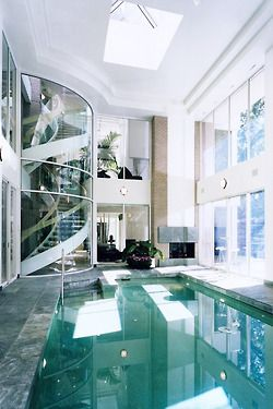 Dream House With Indoor Pool 107 best dream home and indoor pools images on pinterest | indoor