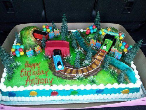 Publix Birthday Cakes Thomas The Train
