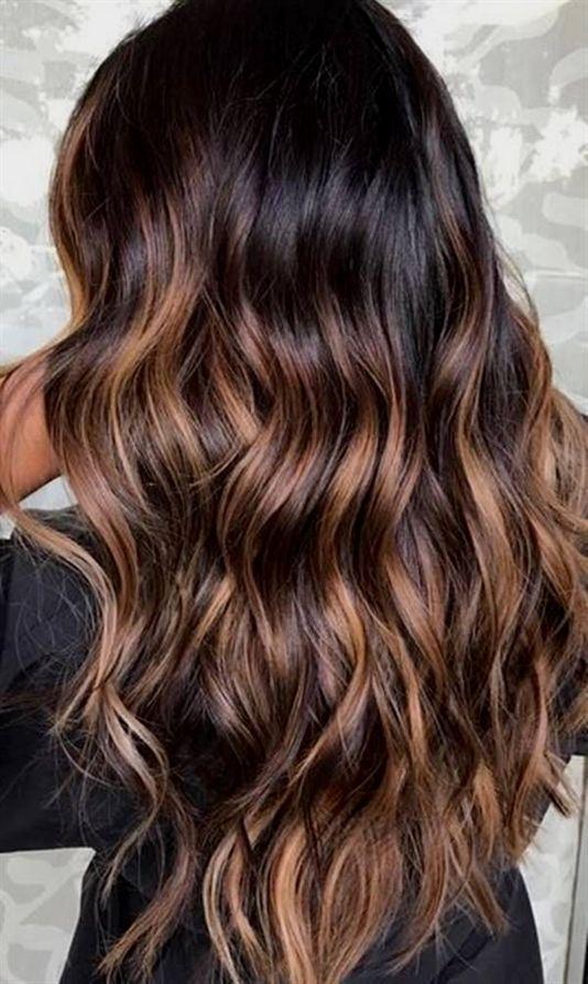 Brunette Haar bietet schöne und unwiderstehliche Haarfarbtöne für Sie zur Aus… – http://functional-toptrendspint.blackjumpsuitoutfit.tk