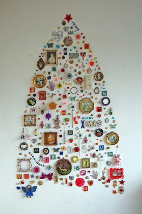 alternative Christmas tree