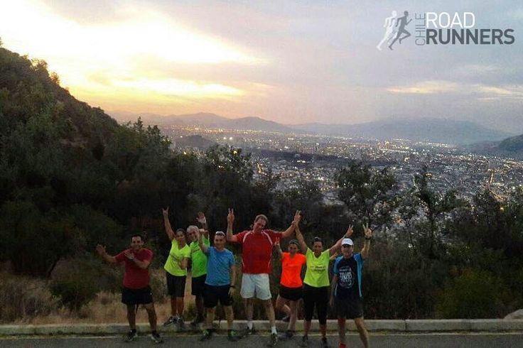 Desde el Cerro San Cristóbal la rama de Trail running sigue preparando sus objetivos siendo el último del año Vulcano Ultra Trail