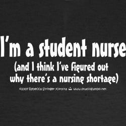 Nursing humor...Great LOL...Remember those days...