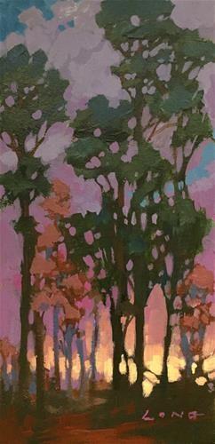 "Daily Paintworks - ""Louisiana IV"" - Original Fine Art for Sale - © Chris Long"