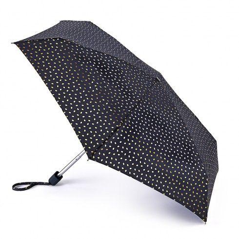 Mini Foil Lip Print Tiny Umbrella