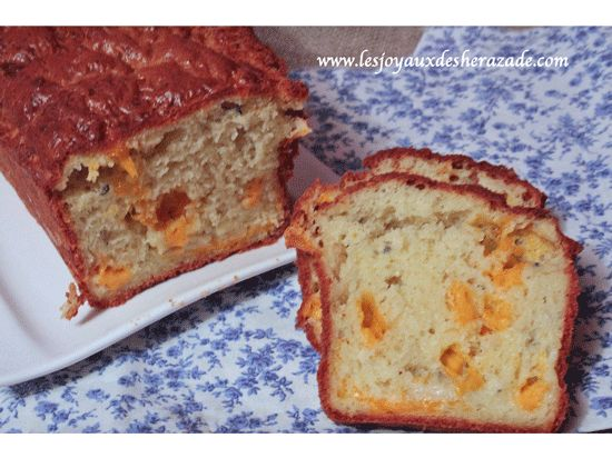 Cake aux fromages recipe cakes and un - Cake surprise thermomix ...