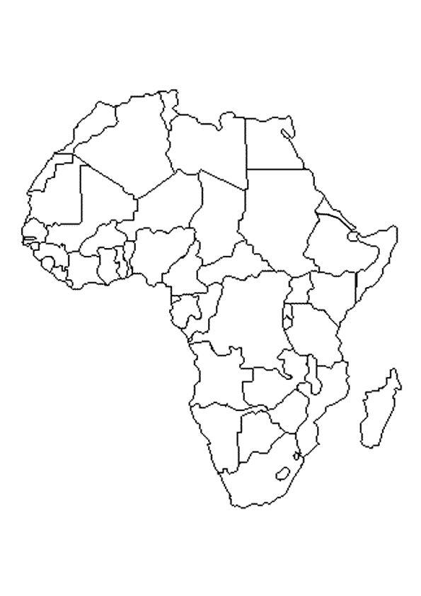 Best 25 Carte afrique ideas on Pinterest Carte dafrique Carte