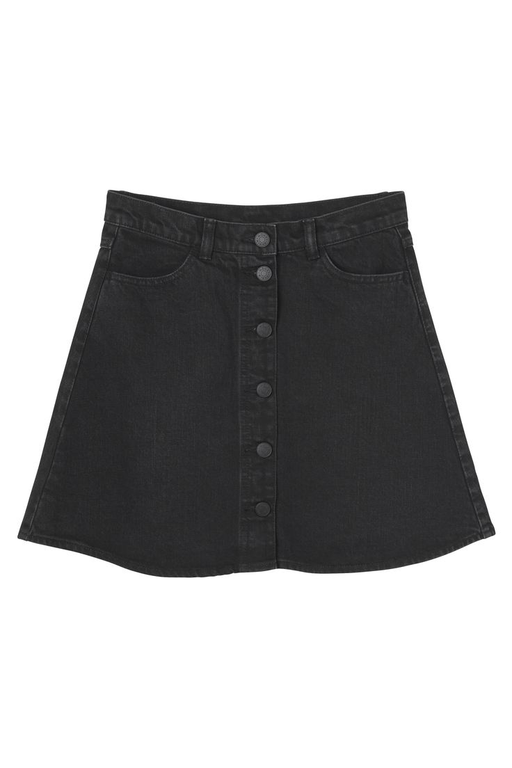 Monki | Skirts | Mary denim skirt