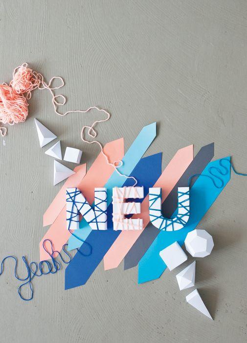 NEU by Carolin Wanitzek, via Behance