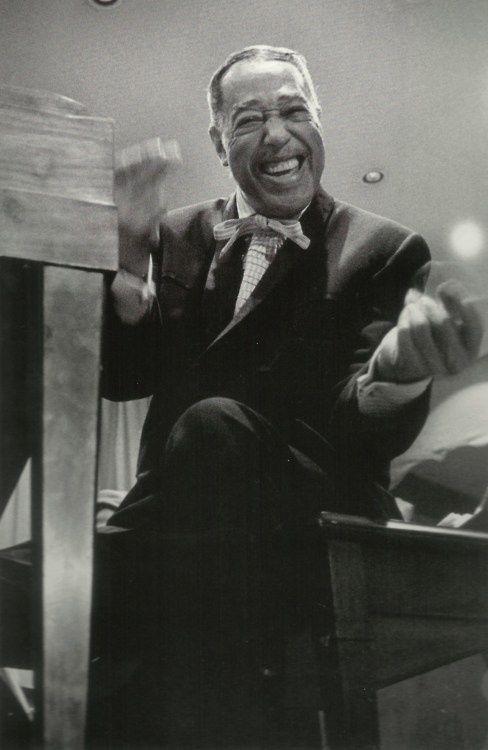 Edward Kennedy 'Duke' Ellington fue un compositor, director de orquesta y pianista estadounidense de jazz