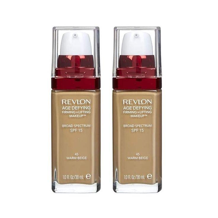 Revlon Age Defying Firming & Lifting Makeup, Warm