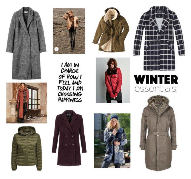 """Winter essentials"" by annevangemert on Polyvore featuring mode, SuperTrash en Bench"