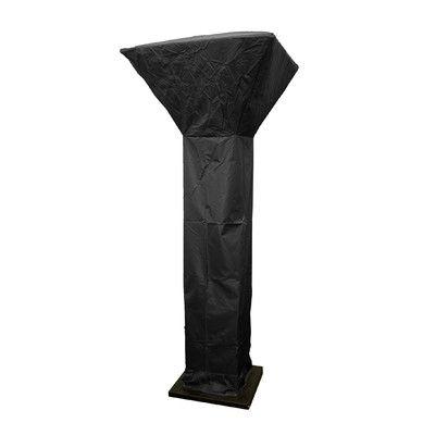 AZ Patio Heaters Heater Cover Color: Black