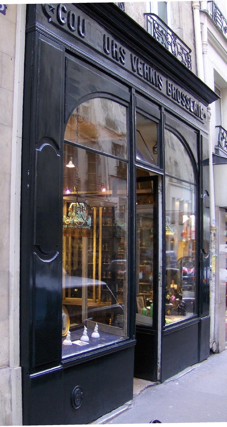 Astier de Villatte, Paris