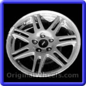 Ford Mustang 2003 Wheels & Rims Hollander #3531  #FordMustang #Ford #Mustang #2003 #Wheels #Rims #Stock #Factory #Original #OEM #OE #Steel #Alloy #Used