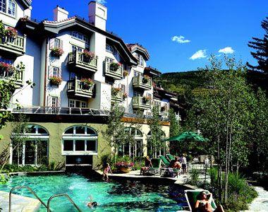 Colorado, United States, North America  Sonnenalp Resort