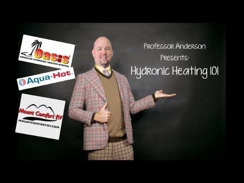 Hydronic Heating 101 | Mount Comfort RV