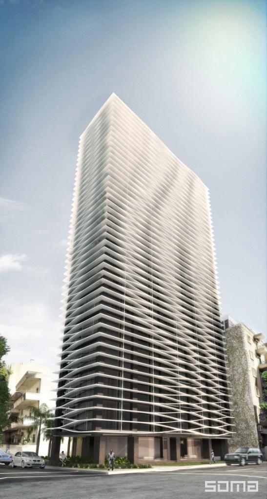 W Residences | Location Beirut Lebanon | Design SOMA architects | Construction…