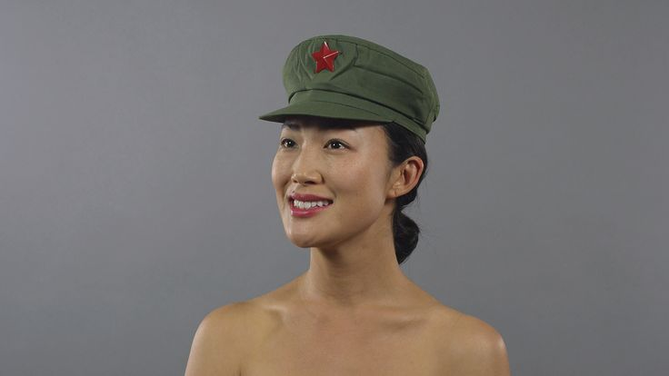 1950s North Korea Dprk Military Hair Makeup Style