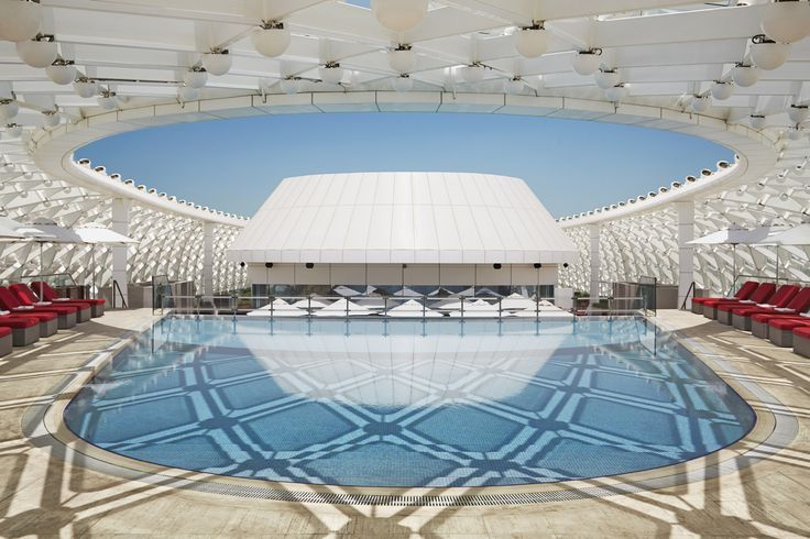 @YasViceroy 5 Star Hotel is an architectural triumph with awarded silver. #RegistryE
