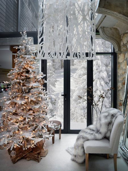 Christmas Interiors best 25+ luxury christmas decor ideas only on pinterest | luxury
