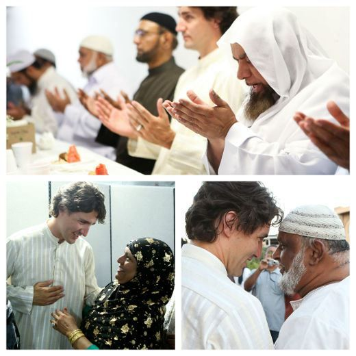 Justin Trudeau (Canada's new PM) and Muslim Brotherhood - Justin Trudeau is not only anti-Israel, he is pro-Islam.  All nations have now turned against Israel...