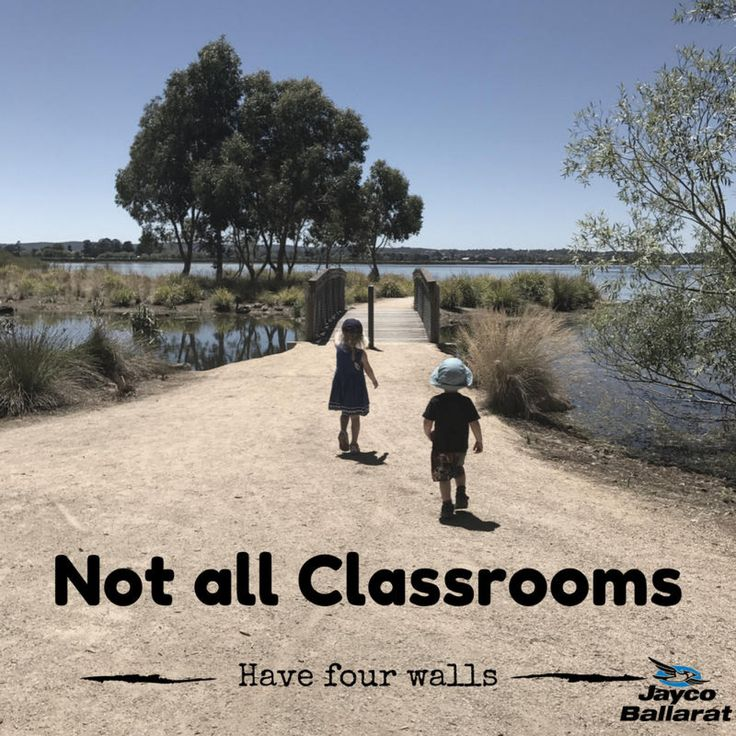 Not all Classrooms have walls