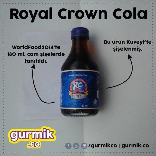 RC Cola'ya ne oldu? Yanıtı #WorldFood2014'de buldum. Al-Sayer Soft Drink Factory - Kuveyt'te de şişeleniyor… #RCcola sevenlerine duyurulur. :)