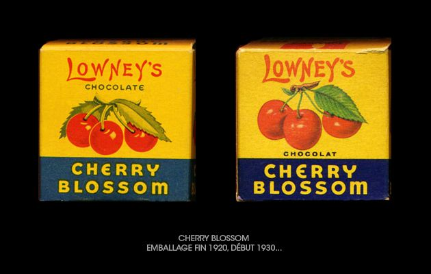 Vintage Lowney S Cherry Blossom Candy Candy Chocolates
