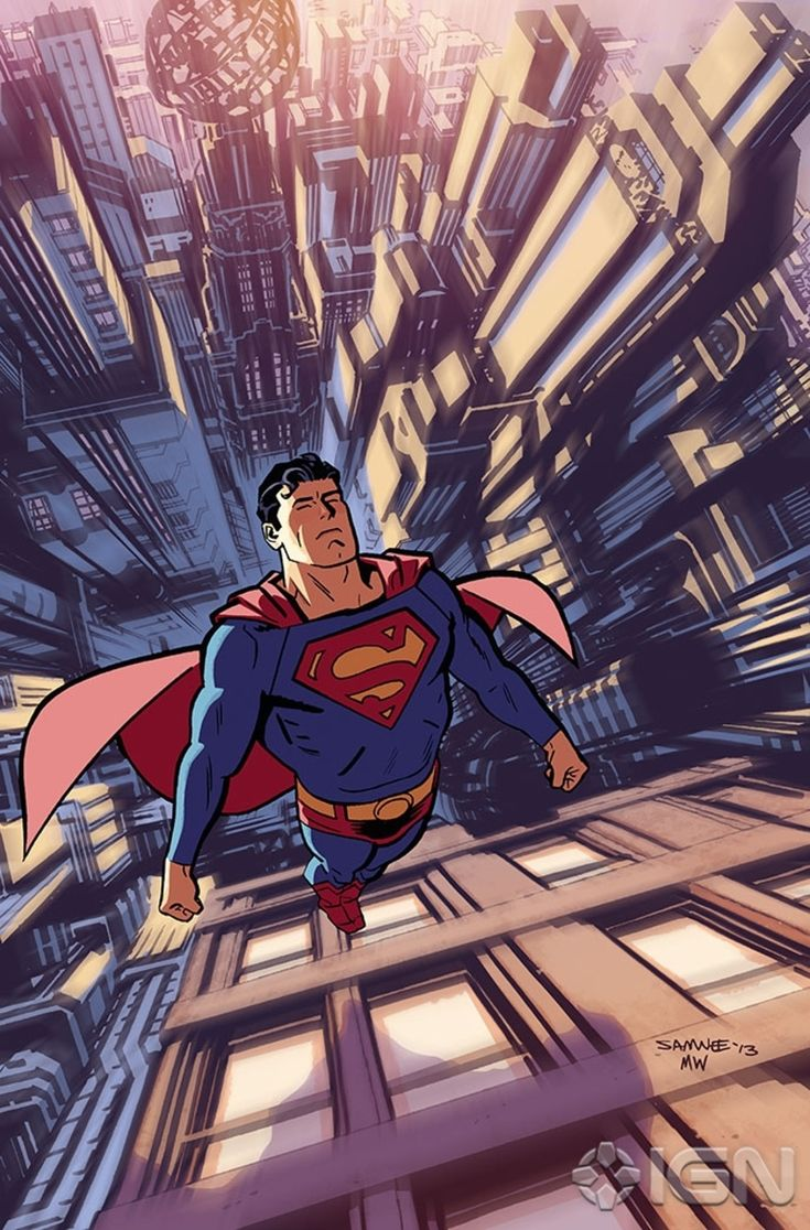 Introducing the All-New Adventures of Superman - IGN
