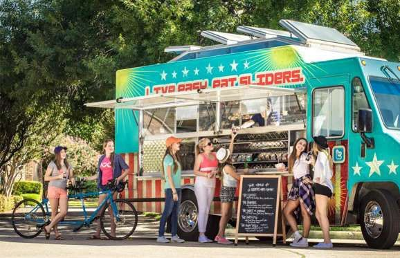 With perhaps one of the cleverest food truck names on this list, Easy Slider serves creative mini bu... - Facebook/Easy Slider Truck